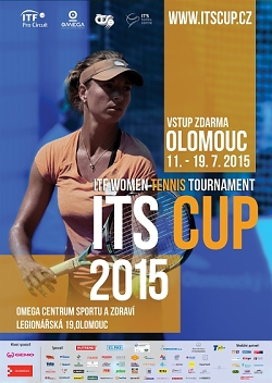 ITS CUP 2015 poster